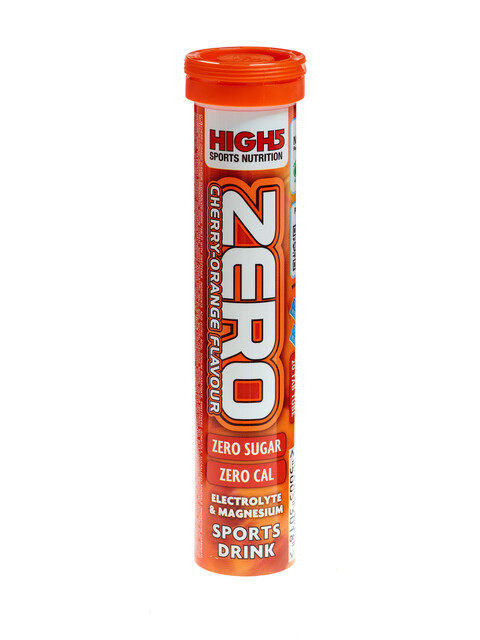 High5 Electrolyte Drink Zero - Nutrition sport - Cherry-Orange 20 Tabs